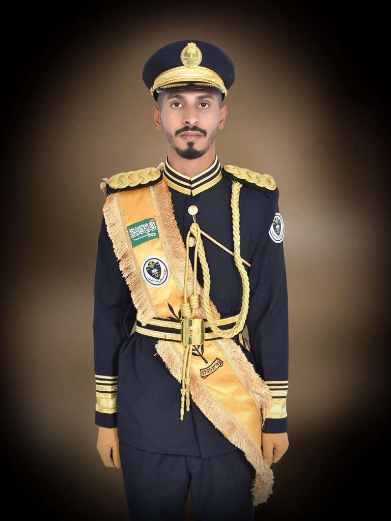 أحمد الصحفي يتخرج من كلية الملك فهد الأمنية برتبة ملازم صحيفة غراس الالكترونية